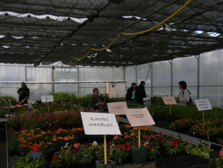 Samedi 25 mai 2013 journ e portes ouvertes for Vente vegetaux
