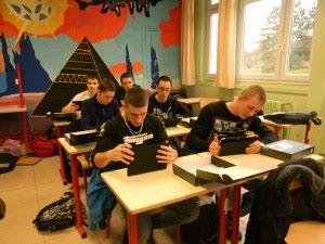 chep tablettes en classe