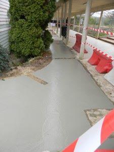 chep acces internat beton