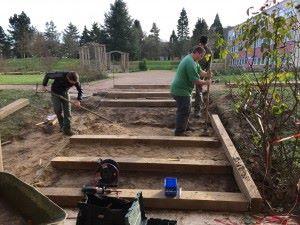 chep chantier sable