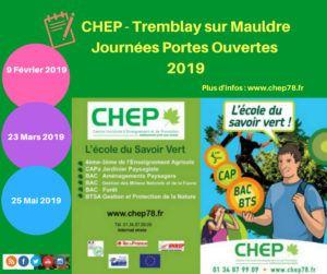 Journées Portes Ouvertes CHEP2019