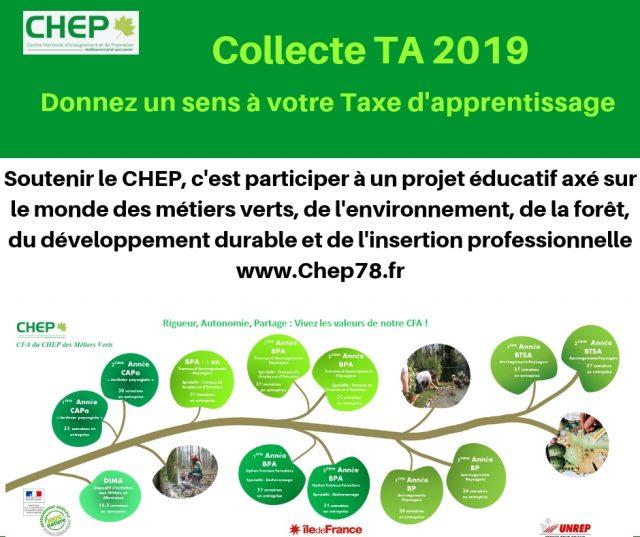 Collecte TA 2019