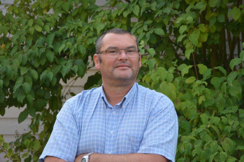 Bruno Dandoit -Responsable pédagogique du CFA  et de la Formation Continue