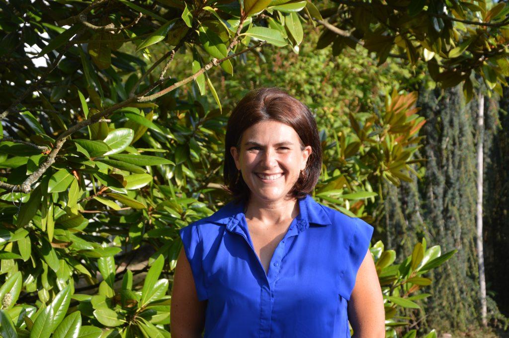 Sabrina Grenet - Responsable de la Vie Scolaire et de l'Internat