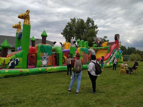Fête de la nature mai 2019 - jeux enfants