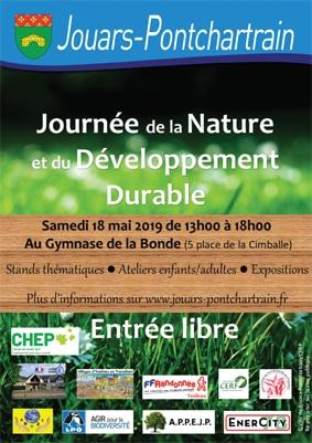 Journée de la Nature et du Développement Durable de Jouars-Pontchartrain
