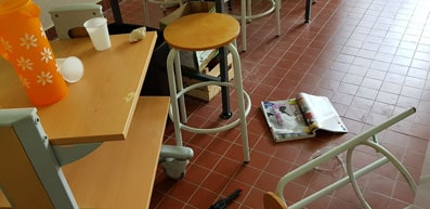 Jeu Murdur party au chep pour les secondes Lycée