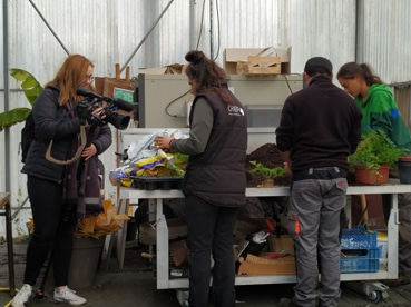 CAPa Métiers de l'agriculture, Option : Production Horticole