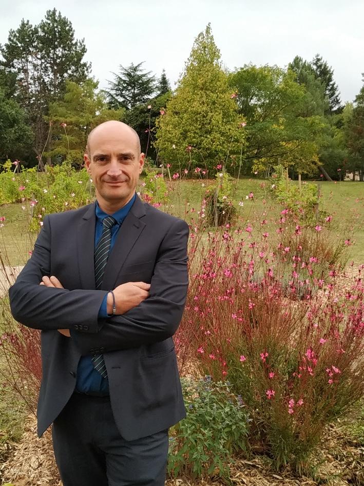 M. Stéphane Amiot, directeur du CHEP
