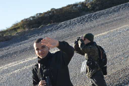 Voyage d'études pluridisciplinaire (du 14 au 18 Octobre 2019) pour la promotion de BTS 1 (Gestion et Protection de la Nature).